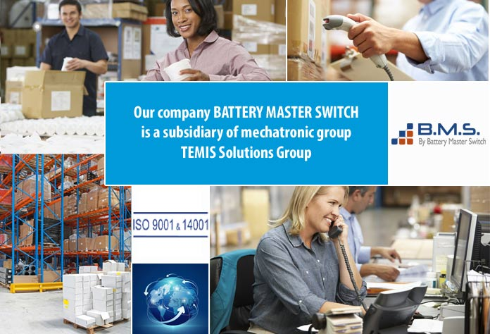 Battery Master Switch, subsidiary of TEMIS Solutions Group
